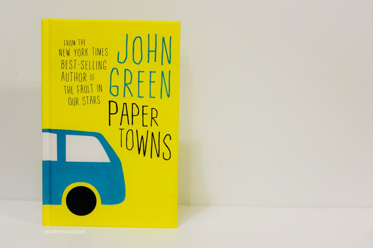 Paper towns by john green summary