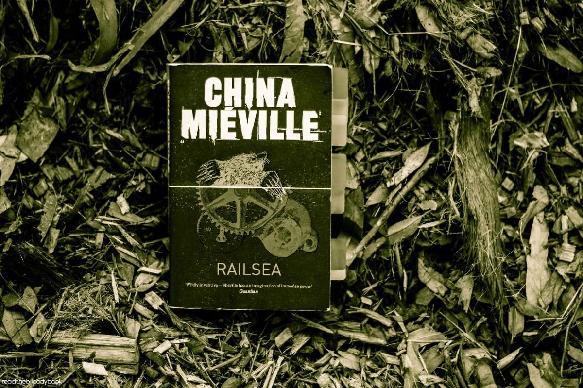 Book Review: Railsea by China Mieville