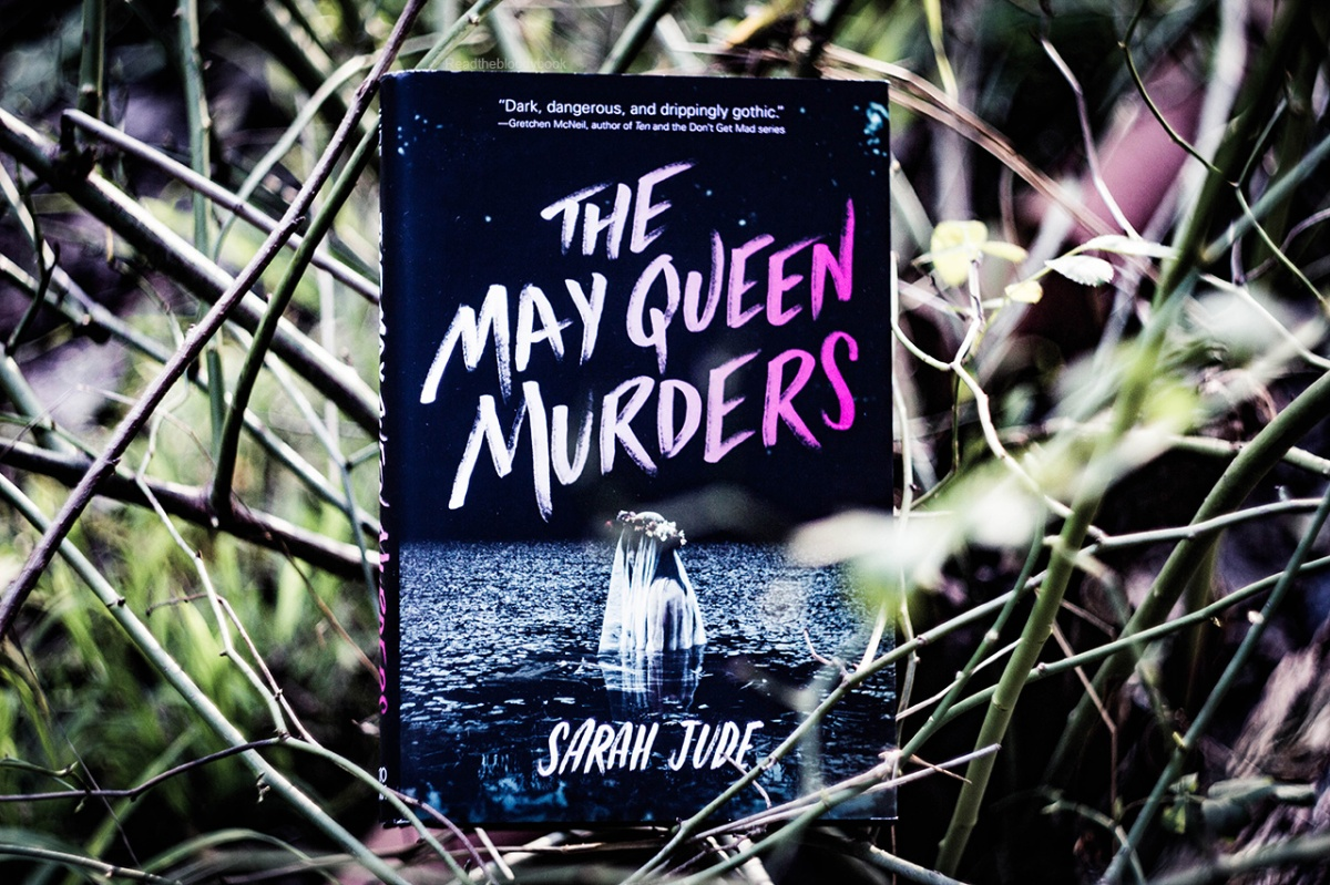 Book Review: The May Queen Murders by Sarah Jude
