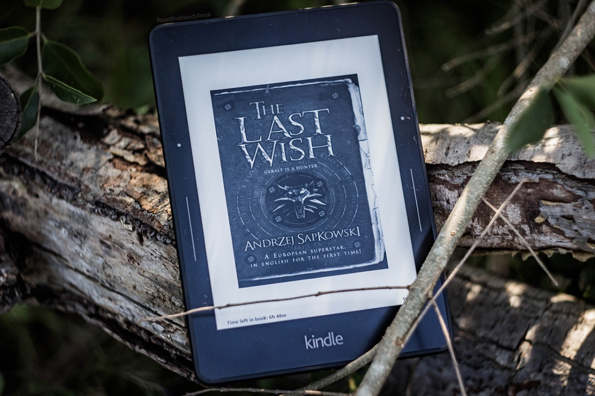 Book Review: The Last Wish by Andrzej Sapkowski